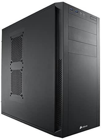 Corsair CC-9011023-WW Carbide Series 200R Compact ATX Performance Computer PC Case - £37.50 @ Amazon