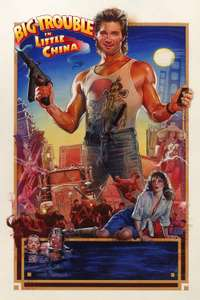 Big Trouble In Little China £3.99 (iTunes Player required) @ iTunes Store