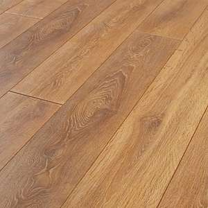 Wickes Aspiran Oak Laminate Flooring - 2.22m2 Pack - £11.10 per pack with click & collect @ Wickes