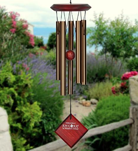 Woodstock DCB17 Encore Collection Bronze Chimes of Mars Windchime £10.33 (Prime) + £4.49 (non Prime) at Amazon