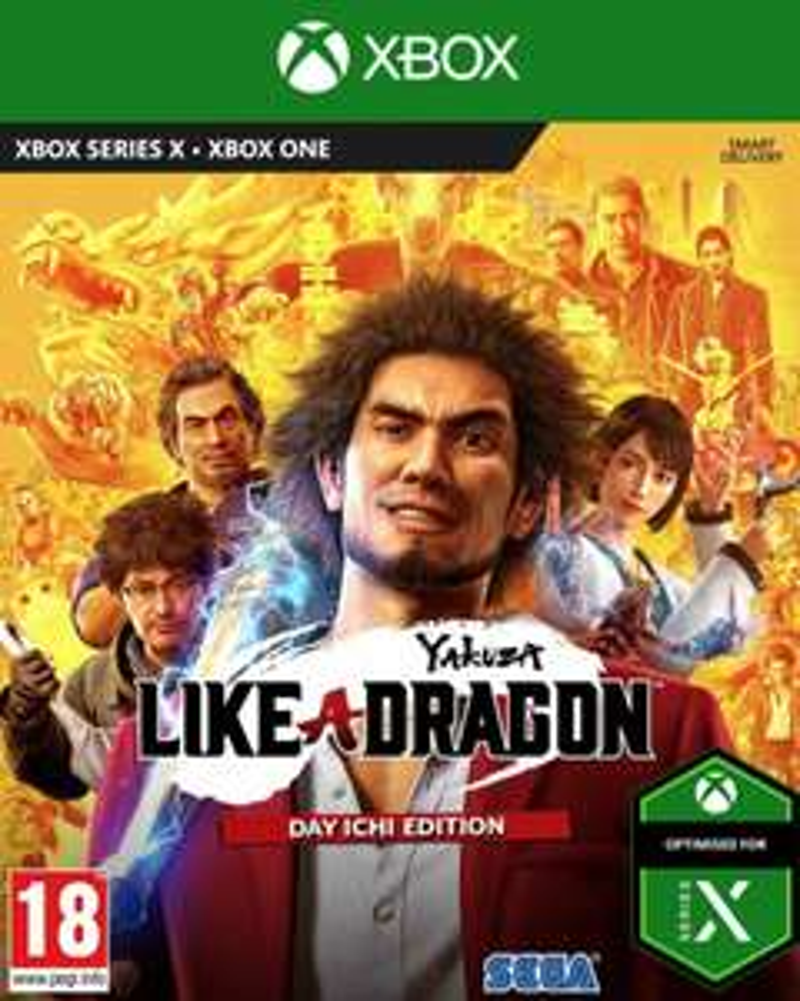 Yakuza: Like a Dragon - Day Ichi Edition (Xbox Series X) £18 using code @ Boss Deals Ebay