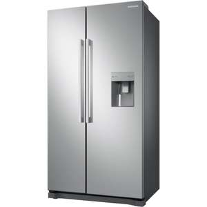 Samsung RS52N3313SA 520L American Fridge Freezer Non Plumbed - Stainless Steel / White with 5 Year Warranty £799 delivered @ Reliant Direct
