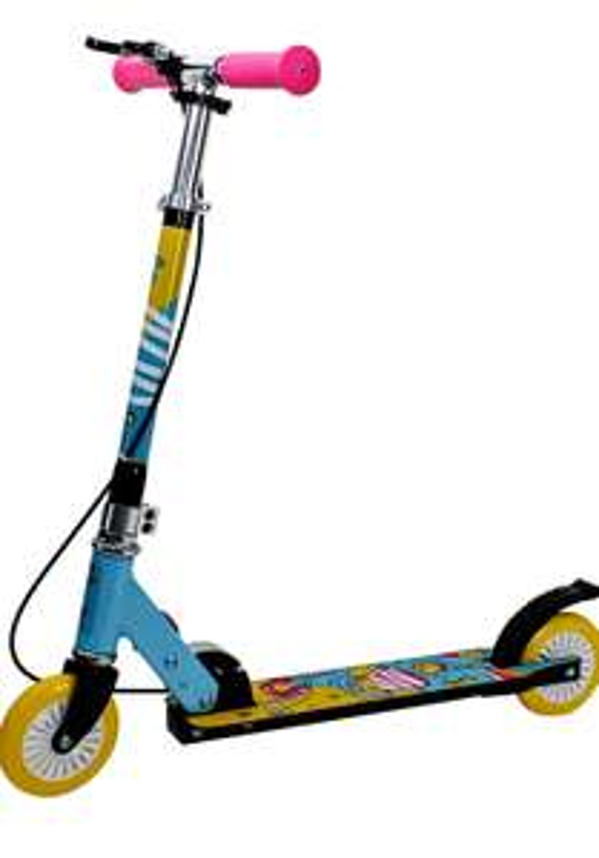 FA Sports Velotouro Kick Scooter for Kids Now £11.95 Free delivery with Prime ( £4.49 Non Prime) @ Amazon