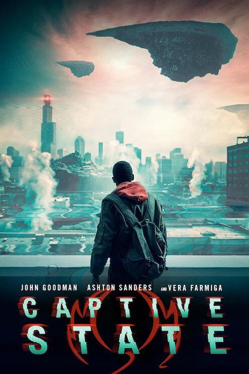 Captive State (2021 Release Sci-Fi Film) - £1.90 to rent @ Chili