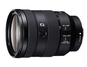 Sony FE 24-105mm F4 G OSS Camera Lens £899.10 with code + £200 cashback at clifton cameras