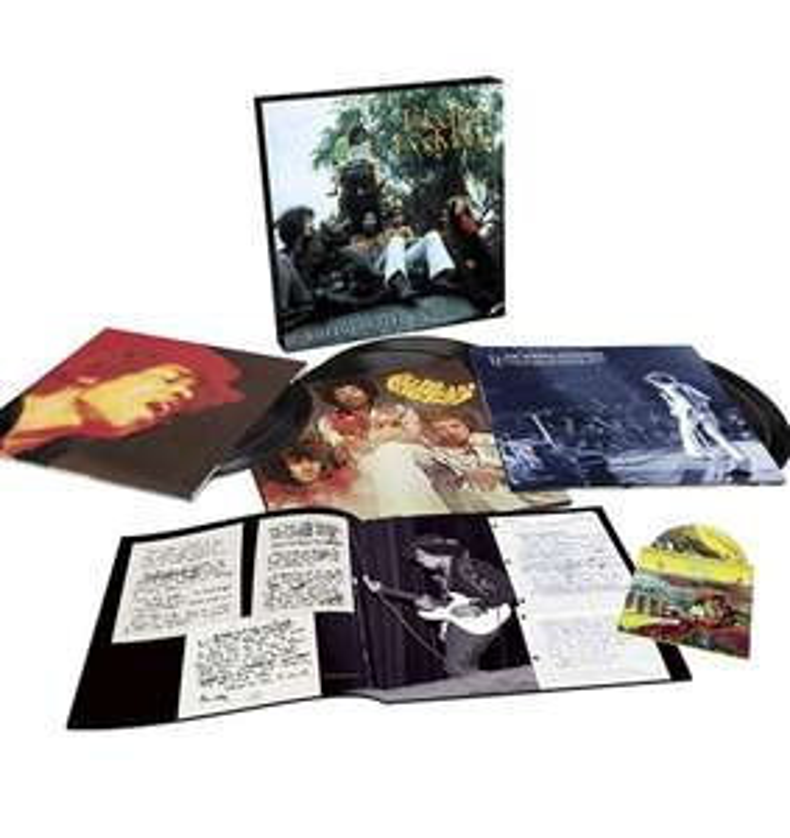 Jimi Hendrix Experience- Electric Ladyland 50th anniversary deluxe box set [vinyl] 67.51 Amazon