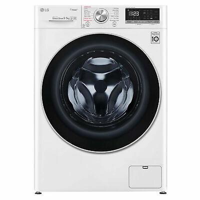LG FWV595WSE 9kg/5kg 1400rpm Washer Dryer £499 / 8kg/5kg £449. 5 Year Warranty with code (UK Mainland) @ Hughes Electrical / ebay