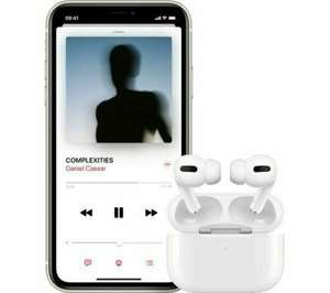 APPLE AirPods Pro White - open damaged box £162.61 from currys clearance ebay