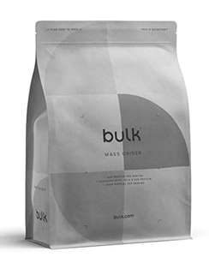 Bulk Mass Gainer Protein Shake 5KG Strawberry £14.99 prime / £19.48 non prime @ Amazon