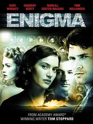 Enigma £2.99 HD to Own @ Amazon Prime Video