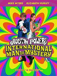 Austin Powers International Man of Mystery HD £2.99 to Own @ Amazon Prime Video