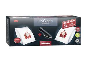 Miele Universal XL-Pack Universal (SUB20 brush, bags & filters) pack £22.99 (free P&P) @ Miele UK