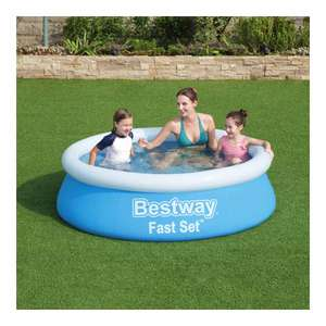 Bestway Fast Set 6ft Pool - £19.99 (free click and collect) @ Smyths Toys