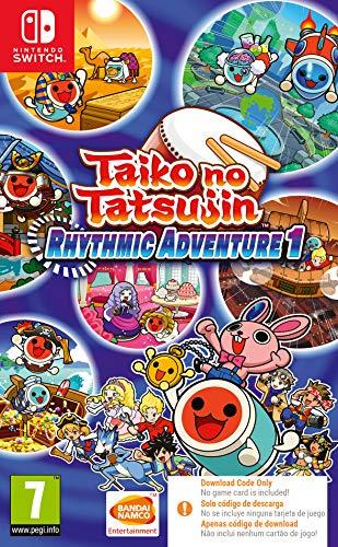 Taiko no Tatsujin: Rhythmic Adventure Pack 1 (Nintendo Switch) - £10.96 (+£2.99 Non Prime) @ Amazon