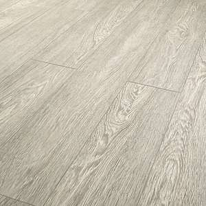 Wickes Novara Grey Laminate Flooring 10mm Thick - 1.73m2 Pack - £13.84 (in-store) @ Wickes (limited stock)