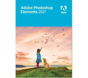 Adobe Photoshop Elements 2021 | 1 User | PC | PC Activation Code by email £38.32 at Amazon