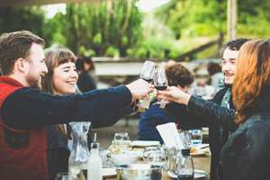 Vineyard Tour with Afternoon Tea or Lunch for Two £38.74 @ Red Letter Days