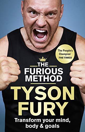 Tyson Fury: The Furious Method Kindle edition - 99p Amazon