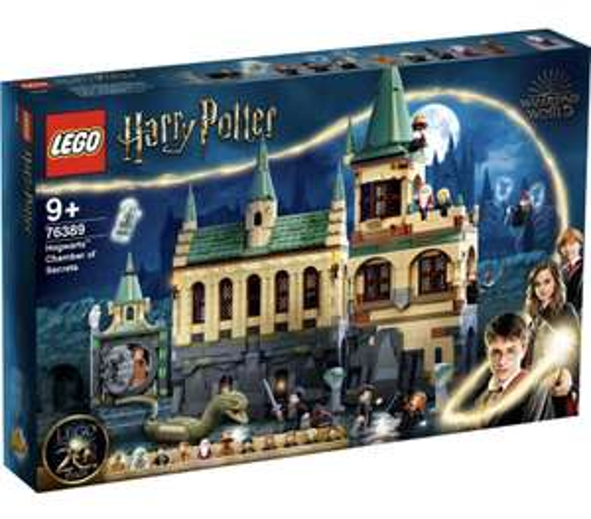 Lego Harry Potter 76389 Chamber of Secrets £119.69 at ebay / toybarnhaus