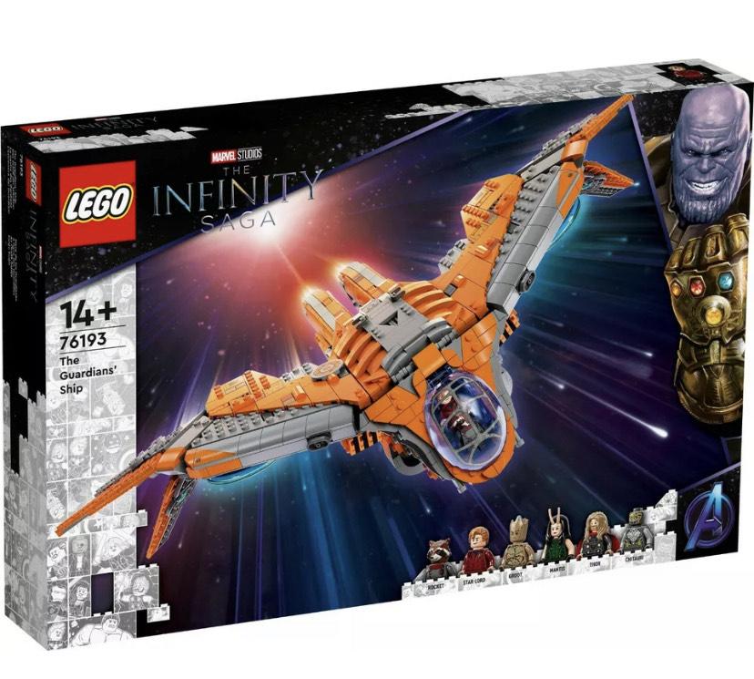 Lego Marvel 76193 Avengers Endgame Benator £124.19 @ toybarnhaus eBay