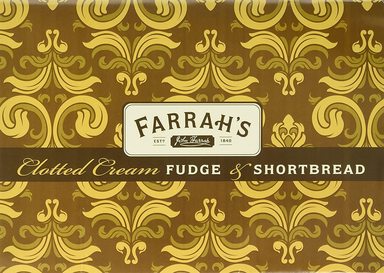 Farrah's of Harrogate Fudge and Shortbread 320 g - £4.32 (+£4,49 Non Prime) @ Amazon