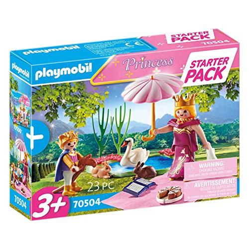 Playmobil 70504 Princess Royal Picnic Small Starter Pack £4.77 (+£4.49 Non Prime) @ Amazon