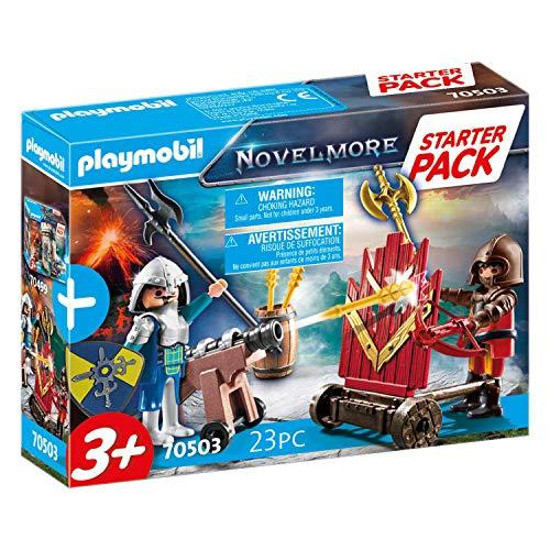 Playmobil 70503 Novelmore Knights' Duel Small Starter Pack £4.99 prime / £9.48 non prime @ Amazon