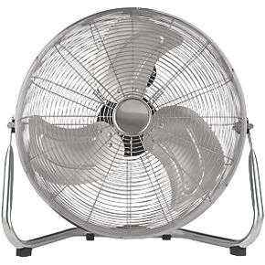 """HF-45B 18"""" INDUSTRIAL FLOOR FAN 220-240V (754HY) - £34.99 Free Click & Collect @ Screwfix"""
