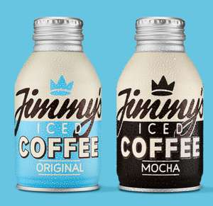 Free Jimmy's Iced Coffee Voucher by post. 1000 vouchers 8am everyday until 10th June @ Jimmysicedcoffee