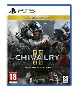 Chivalry 2: Day One Edition (PS5) Pre Order Out 8th June Brand New & Sealed £26.99 using code @ Boss Deals