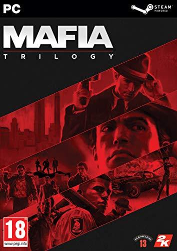 Mafia: Trilogy (PC : Code In A Box) £13.16 (+£2.99 Non Prime) @ Amazon