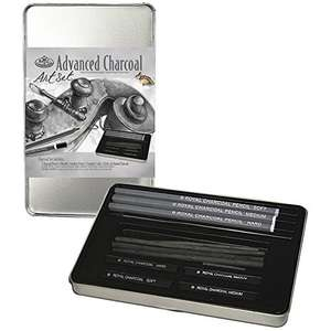 Royal & Langnickel Charcoal Drawing Art Set - £2.47 / (+£4.49 Non Prime) delivered @ Amazon