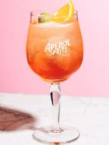 Free Aperol Spritz or soft drink every time when you dine in at ASK Italian in June