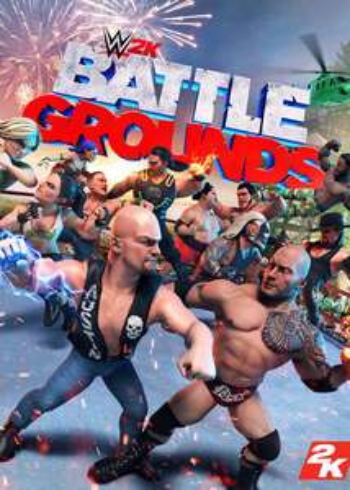 WWE 2K BATTLEGROUNDS Steam Key EUROPE - £2.85 with code @ Eneba / Keys4You