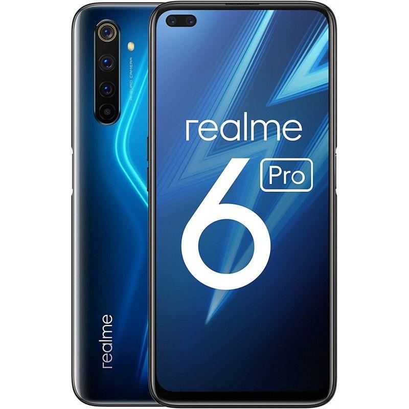 Realme 6 Pro Lightning Blue 8GB 128GB 90Hz Display Dual Sim Smartphone / Mobile Phone - £193.50 @ Amazon