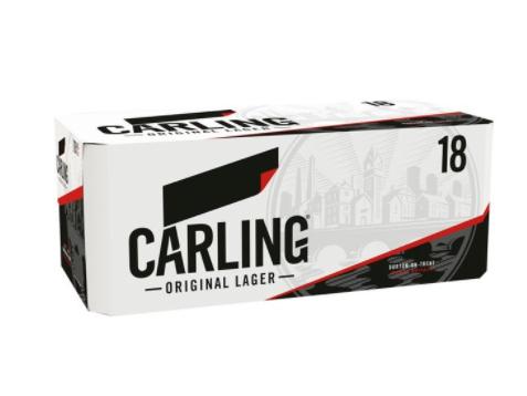 Carling Beer 18x440ml £9.99 @ Morrisons