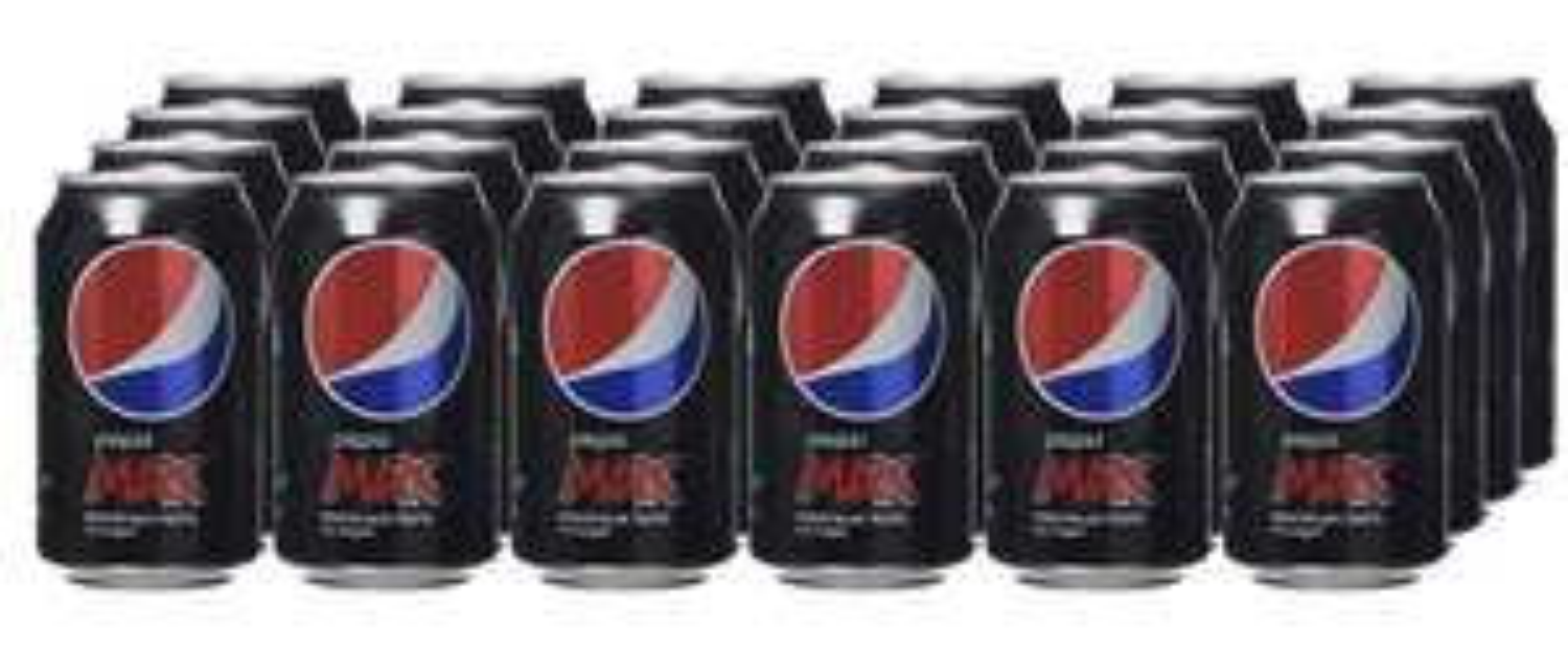 Pepsi Max Cola Can 330 ml (Pack of 24) - £6.50 Prime / £10.99 Non Prime @ Amazon