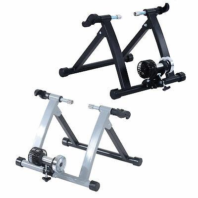 Homcom Foldable Indoor Bicycle Bike Turbo Trainer in black or silver for £35.99 delivered using code @ eBay / 2011homcom