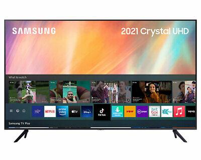"Samsung UE50AU7100 50"" UHD 4K HDR Smart TV £529 with code @ Cramptonandmoore / eBay"