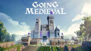 Going Medieval (Early Access) £17.99 / £7.99 (using Epic Voucher) @ Epic Game Store