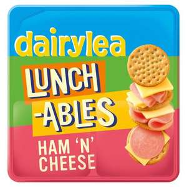 Dairylea Lunchables & Snackers all varieties £1 @ Morrisons