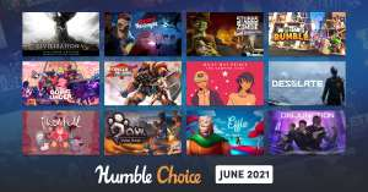 June Humble Choice :Civilization VI: Platinum Edition, Secret Neighbor, Stubbs the Zombie, and more - £11.99 @ Humble Bundle