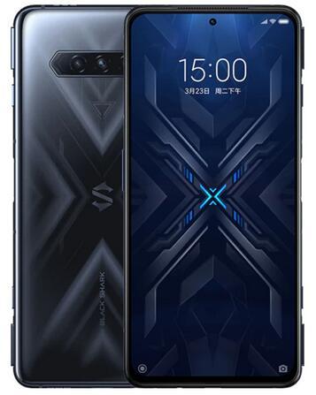 Black Shark 4 Global Version 6GB/128GB Smartphone Snapdragon 870 144Hz Screen - Black £306.73 delivered @ Ali Express / Black Shark Store