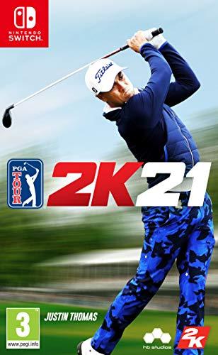 PGA Tour 2K21 (Nintendo Switch) £9.99 + £2.99 NP @ Amazon