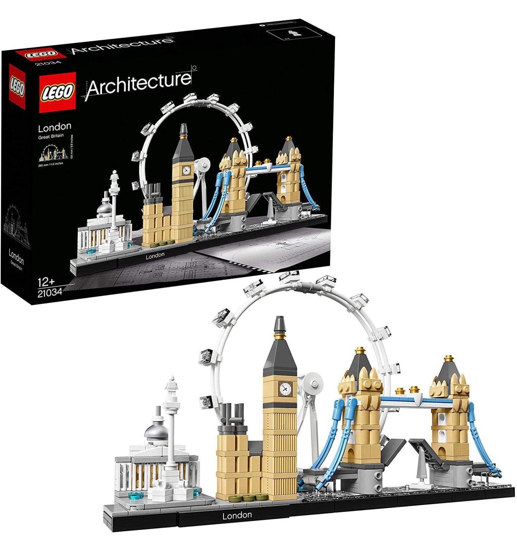 LEGO 21034 Architecture london Skyline £31.99 @ Amazon