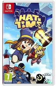 A HAT IN TIME - Nintendo Switch - £13.75 / £16.74 Non-Prime @ Amazon