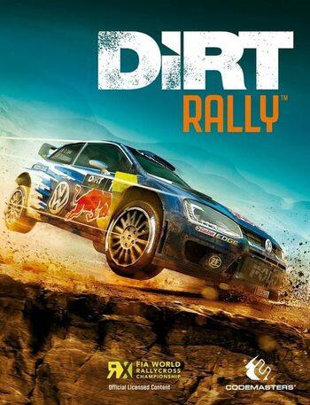DiRT Rally Steam Key GLOBAL (PC) - 97p @ Eneba / GamesStars