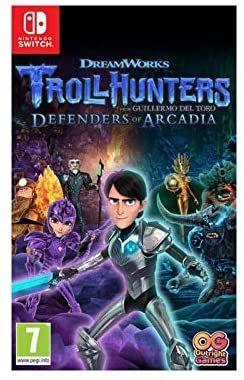Trollhunters Defenders of Arcadia - Nintendo Switch - £13.89 / £16.88 Non-Prime @ Amazon