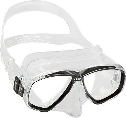 Cressi Perla Separate Glass Mask for Fishing, Apnea, Snorkeling and Diving £2.97 (+£4.49 Non Prime) @ Amazon