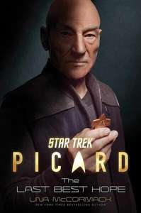 Star Trek: Picard: The Last Best Hope (Hardback Book) SIGNED by Author Una McCormack £8.49 + Delivery @ Forbidden Planet